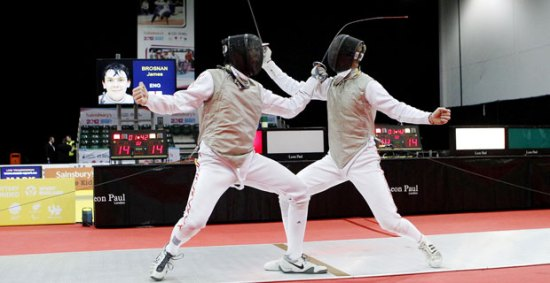 Fencing The School Games