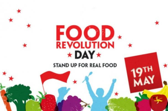 Jamie Oliver Food Revolution Day 2012