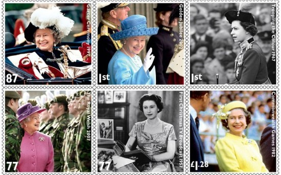 jubilee stamp collection
