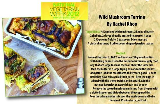 NVW WIld Mushroom Terrine