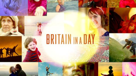 Britain in a day logo