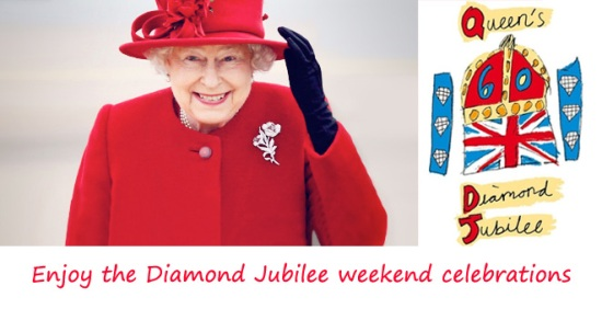 diamond jubilee weekend creative