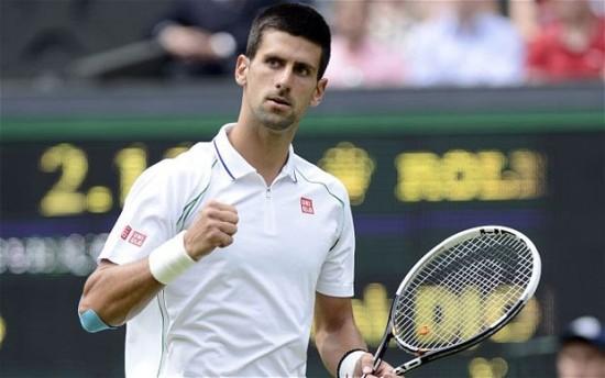 Novak Djokovic Wimbeldon