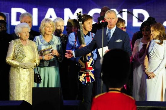 Prince Charles Speech Diamond Jubilee