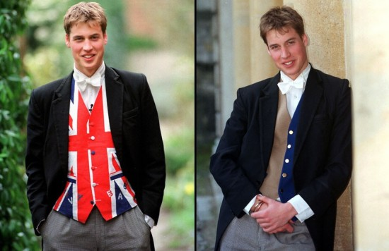 Prince William at Eton
