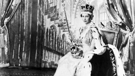 The Queen Coronation