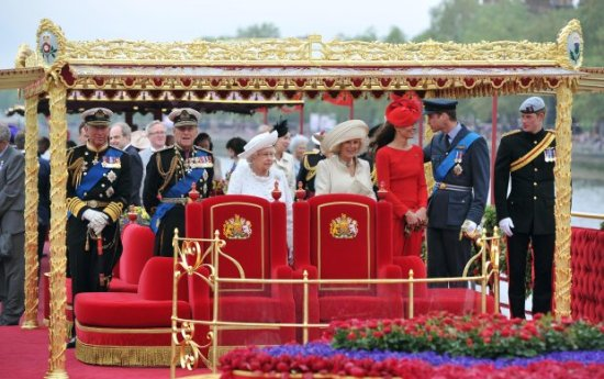 Royal Barge Diamond Jubilee