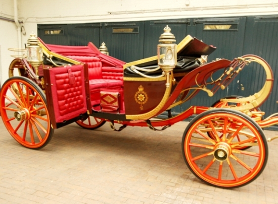 State Landau Carriage